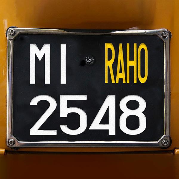 ELISA RAHO cover del singolo Milano